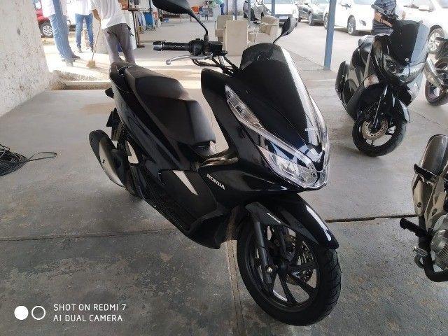 SALDÂO 2019 Honda PCX 150 TOP!! HenriCar Troca & Financia até 48x UG7