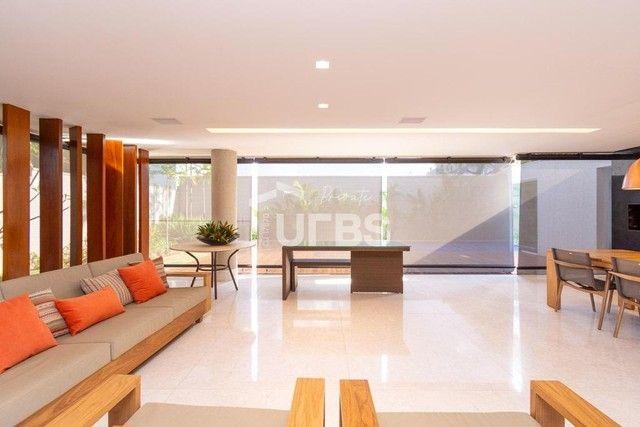 Moderno sobrado de luxo no Alphaville Araguaia, com 442 m² e 4 suítes, com lazer completo - Foto 9