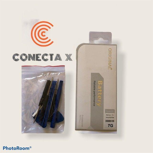 Linha Completa de Baterias para Iphones  - Foto 4