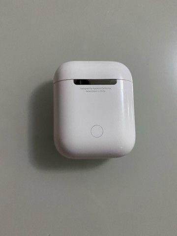 Estojo carregador de AirPod apple (só o estojo)