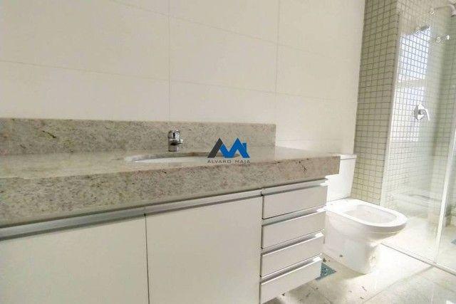 Apartamento à venda com 4 dormitórios em Santo antônio, Belo horizonte cod:ALM1773 - Foto 14