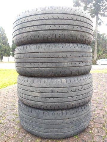 Jogo de pneus aro 18 - Foto 3