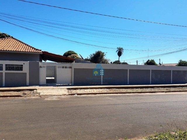 Casa com 2 dormitórios à venda, 75 m² por R$ 220.000,00 - Jardim Tarumã - Campo Grande/MS - Foto 2