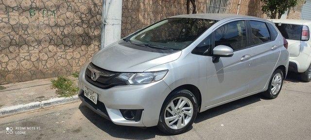 Honda fit lx flexone 2015 automático baixo km  - Foto 2