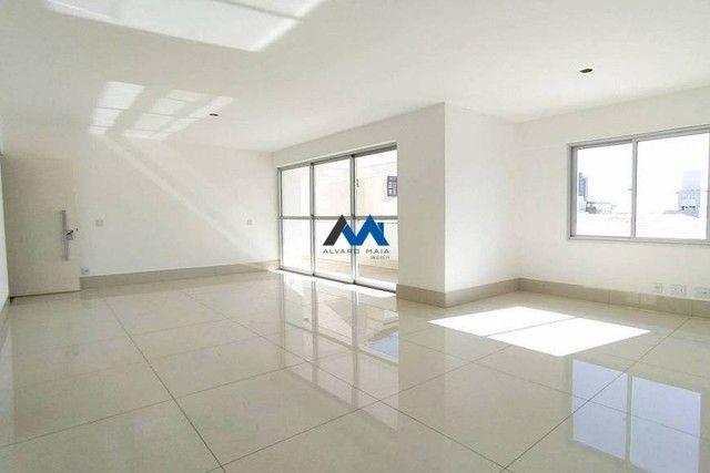 Apartamento à venda com 4 dormitórios em Santo antônio, Belo horizonte cod:ALM1773
