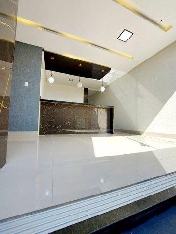 Casa para venda com 125 metros quadrados com 3 quartos no Residencial Veredas dos Buritis - Foto 14