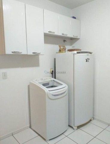 Excelente apartamento mobiliado no condomínio Spazio Cristalli - Foto 11