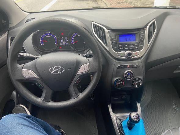 Hyundai HB20 Comf./C.Plus/C.Style 1.0 Flex 12V 2015/2015 - Foto 13