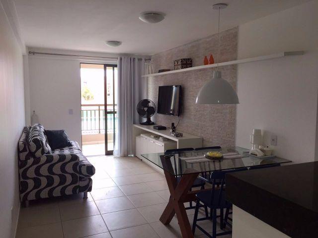 Apartamento no Porto das dunas mobiliado - Condomínio Mediterrane - Foto 14