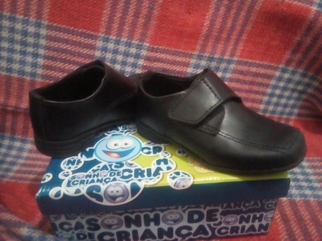 7bcc415695 Sapato social infantil - Artigos infantis - Bela Vista
