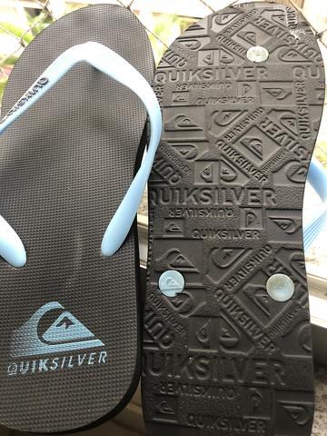 Promoção baixamos o preço do Chinelo QuickSilver TAM 42 - Foto 2