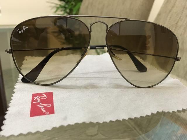 67da1b86d4a81 OPORTUNIDADE! Óculos Ray Ban Aviador clássico ORIGINAL - Bijouterias ...