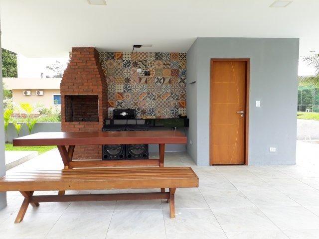 Casa moderna com área de lazer privativa em condomínio fechado   Oficial Aldeia Imóveis - Foto 3