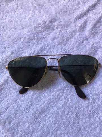 78f6af941 Óculos escuro Ray Ban caçador, lente verde - Bijouterias, relógios e ...