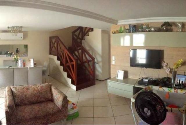 Cidade dos Funcionários - Casa Duplex 314,56m² com 4 quartos e 4 vagas - Foto 2