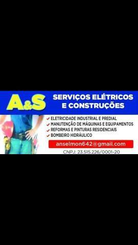 Eletricista/pedreiro