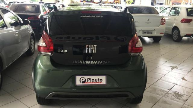 Fiat mobi way 1.0 2017  * zap - Foto 5