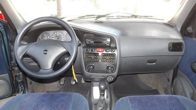FIAT PALIO 2000/2000 1.0 MPI ELX 500 ANOS 8V GASOLINA 4P MANUAL - Foto 6