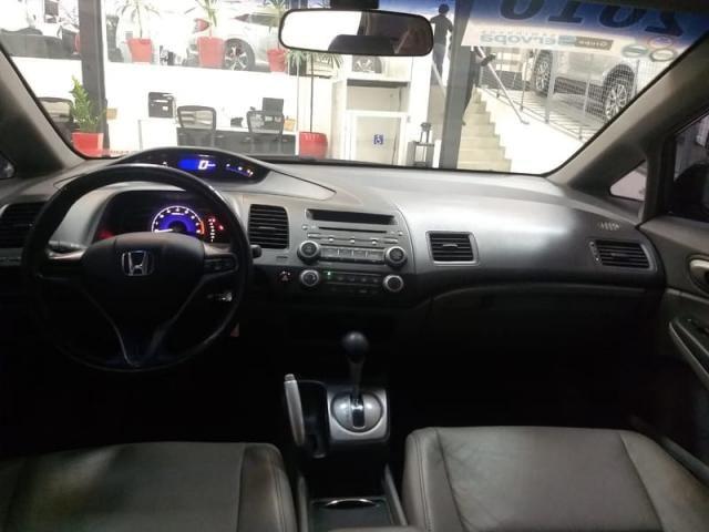 HONDA CIVIC LXS 1.8 16V FLEX AUTOMATICO 2009 - Foto 4