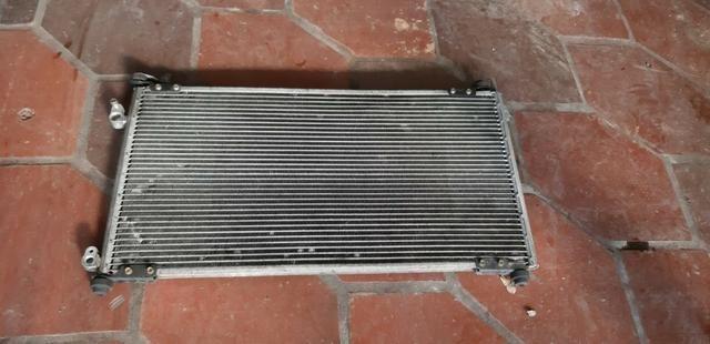 Condensador do ar condicionado Honda Civic 2001 a 2006 - Foto 3