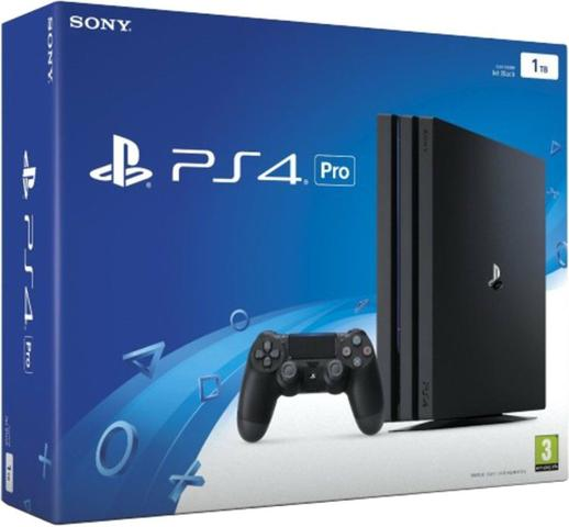 Ps4 pro playstation 1tb 4k