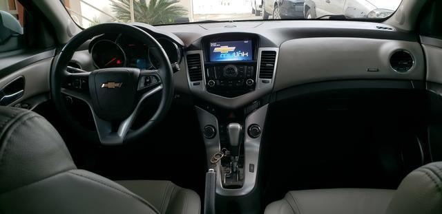 Cruze LTZ automático 2014 impecável - Foto 11