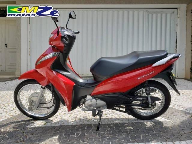 Honda Biz 110 I 2018 Vermelha com 5.000 km