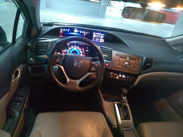 Honda Civic LXR AT 14/15 - Foto 9