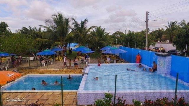 Restaurante/bar mobiliado + Balneário (piscinas) + Casa ampla (~15 cômodos) - Foto 6