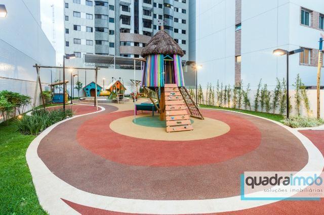Apartamento 04 Suítes - ao Lado Metrô Águas Claras - Pronto p/ Morar! - Foto 12