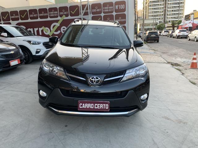 Toyota Rav4 2.0 4x4 2015/2015 Teto solar