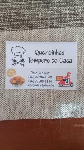 $10reais Vendo quentinha deliciosa