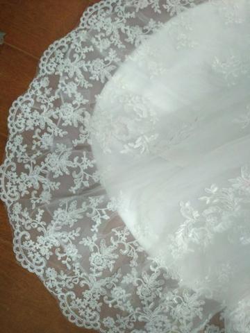 Vestido de noiva sereia - Foto 4