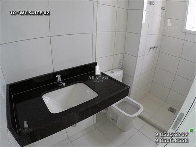 Apartamento à venda, 124 m² por r$ 1.150.000,00 - meireles - fortaleza/ce - Foto 11