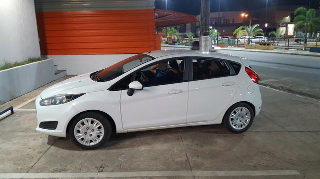 Oportunidade! New Fiesta#Completo + Ar condicionado digital