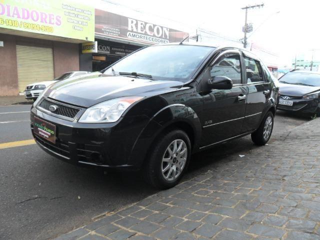 Fiesta 1.6 Sedan Completo 2009/2009. Vendo/Troco/Financio - Foto 2