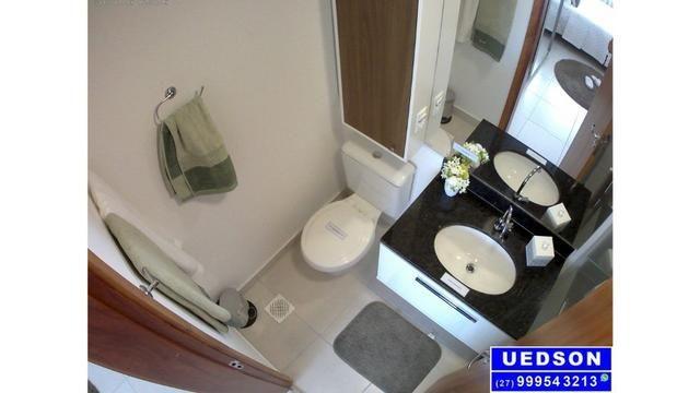 UED-53 - Apt° 3 quartos com suíte em colina de laranjeiras serra - Foto 17