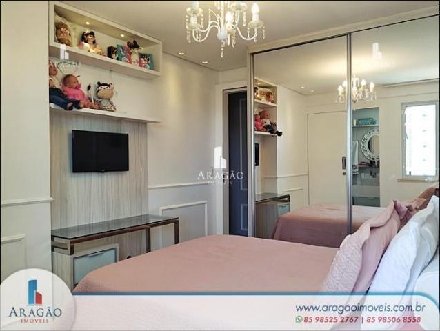 Apartamento à venda, 106 m² por r$ 850.000,00 - aldeota - fortaleza/ce - Foto 8