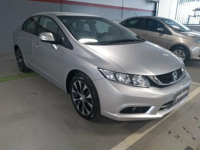 Honda Civic LXR AT 14/15 - Foto 2