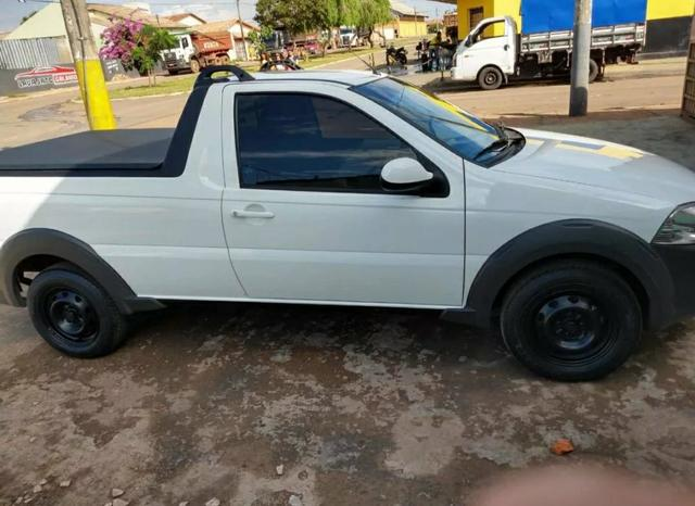 Vendo fiat strasa 1.4 working flex 2018 a vista ou parcelado - Foto 2