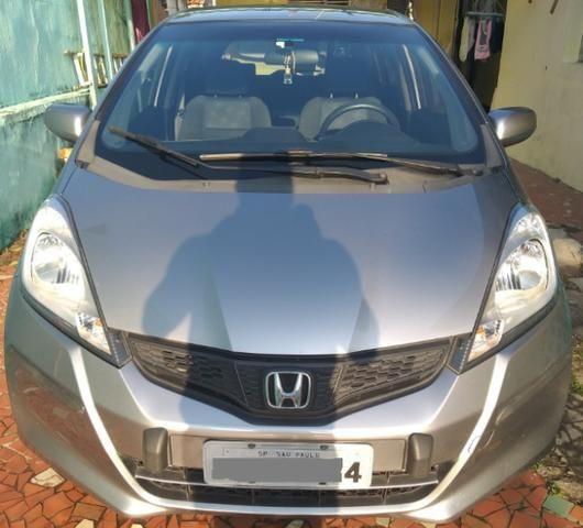 Honda Fit 1.4 Cinza Flex - Oportunidade - Foto 3