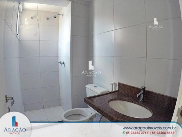 Apartamento com 3 suítes à venda, 94 m² por r$ 780.000 - aldeota (repasse de particular) - Foto 13