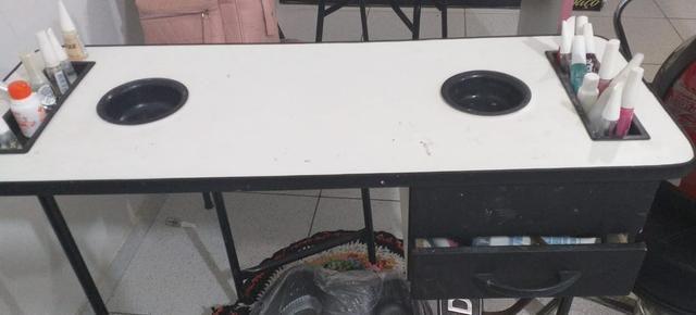 Vendo mesa manicure - Foto 2