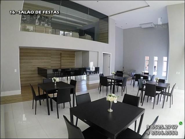 Apartamento à venda, 124 m² por r$ 1.150.000,00 - meireles - fortaleza/ce - Foto 17