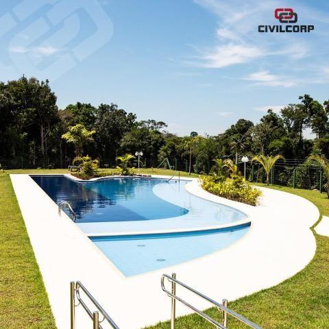 Apartamento à venda com 1 dormitórios em Tarumã-açu, Manaus cod:LOC225VWESLEY - Foto 17