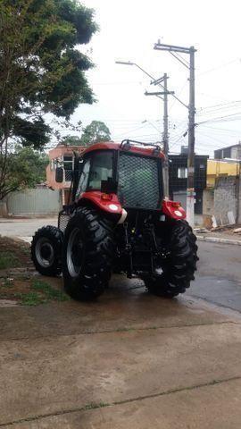 Trato Agricola de rodas Case - Foto 2