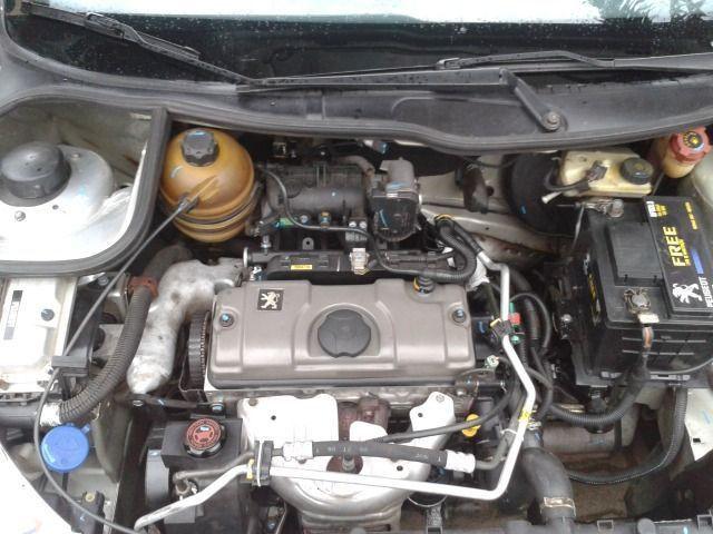 Peugeot 206 1.4 8v completo - vist 2020 - Foto 7