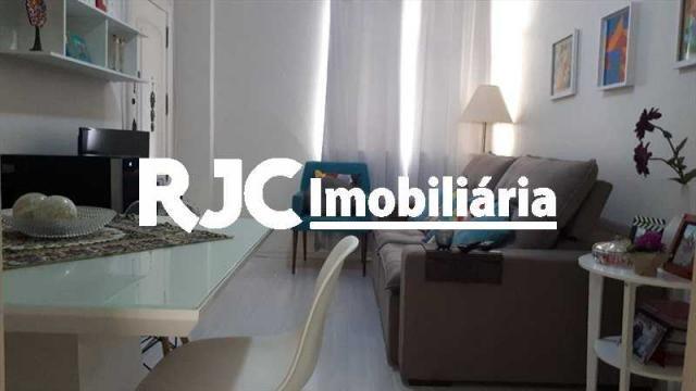 Apartamento à venda com 2 dormitórios em Tijuca, Rio de janeiro cod:MBAP23693 - Foto 3