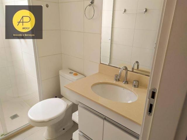 Apartamento com 1 dormitório para alugar, 46 m² - Centro Cívico - Mogi das Cruzes/SP - Foto 13