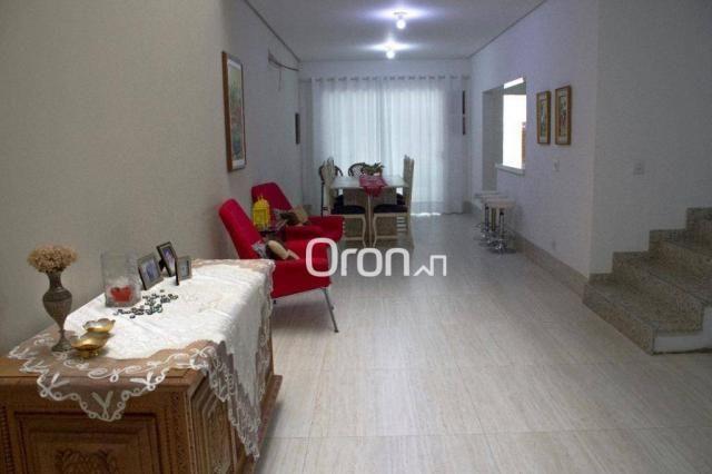 Sobrado com 4 dormitórios à venda, 364 m² por R$ 780.000,00 - Setor Jaó - Goiânia/GO - Foto 4